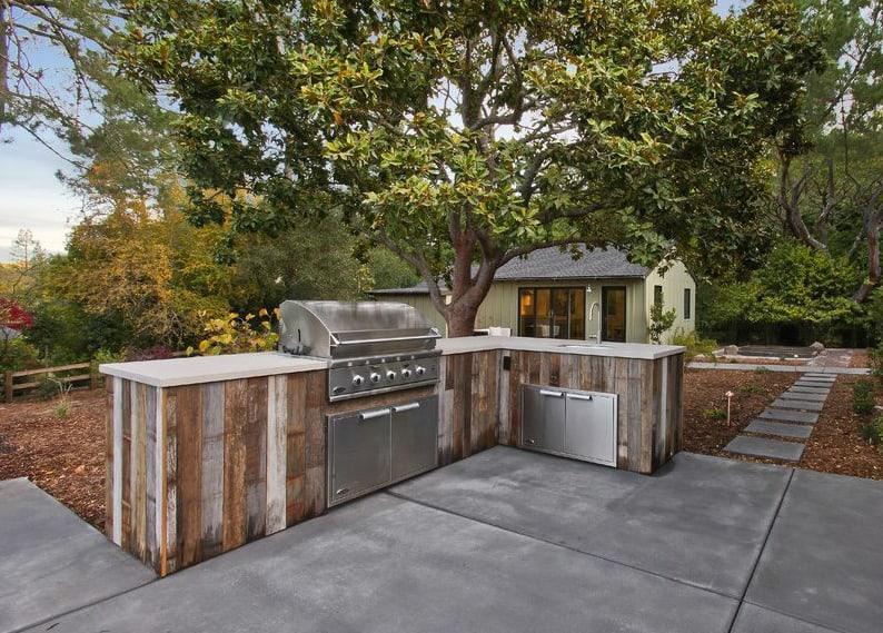 outdoor kitchens bfm specialists. Black Bedroom Furniture Sets. Home Design Ideas